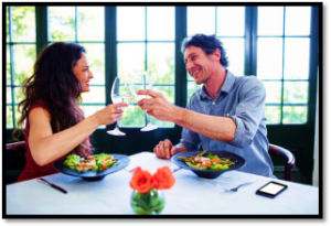 Wine and Dine in the Lap of Luxury