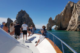 Cabo Fishing Yacht Charter